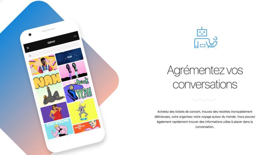 nouveau skype giphy Un tout nouveau Skype avec une refonte du design, Giphy et Stories !