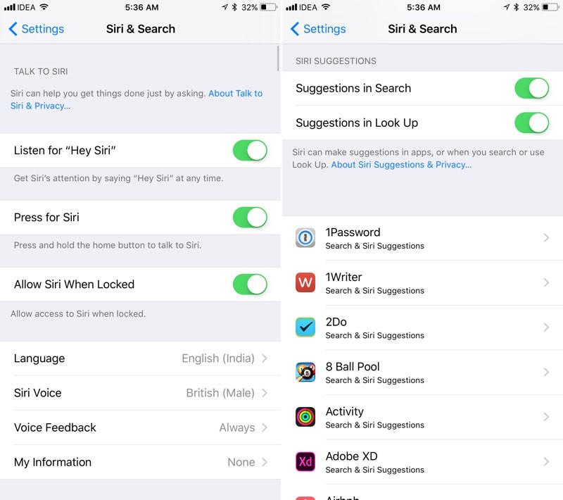 Les nouveautés et fonctions cachées diOS 11 quApple na pas présentées