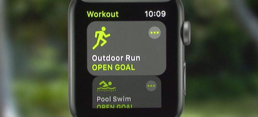 workout applewatch Bilan Keynote WWDC 2017 (iOS 11, HomePod, iMac Pro, iPad Pro, macOS High Sierra...)