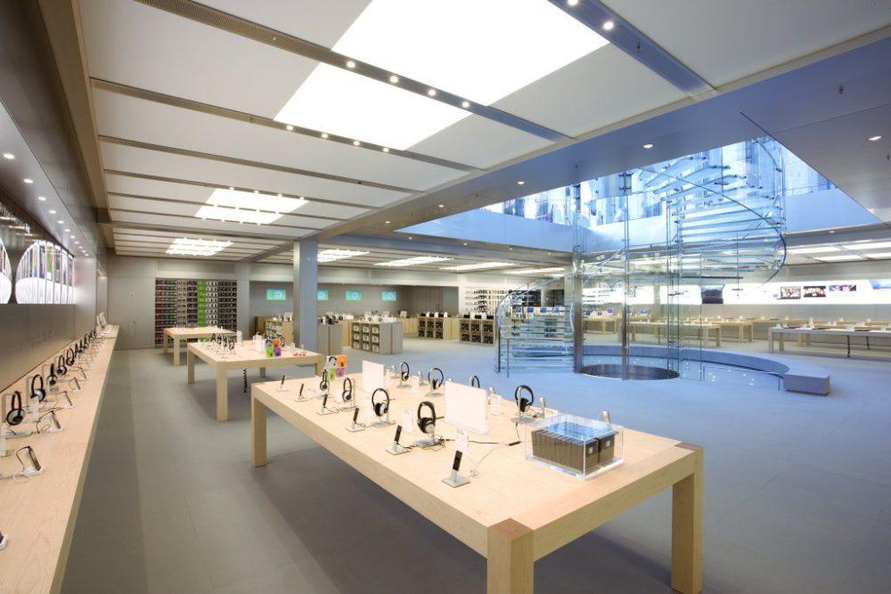 Apple Store Quelle stratégie Apple met en place pour fidéliser sa clientèle ?