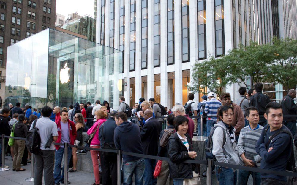 Clients Apple Store Quelle stratégie Apple met en place pour fidéliser sa clientèle ?