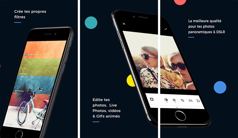 Infiltr App Store (Màj) Lapp infltr à télécharger gratuitement sur iPhone et iPad
