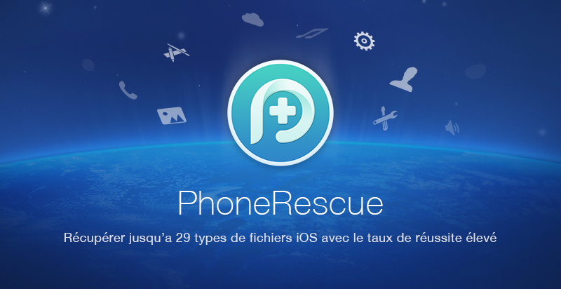 POUR IPHONE PHONERESCUE TÉLÉCHARGER