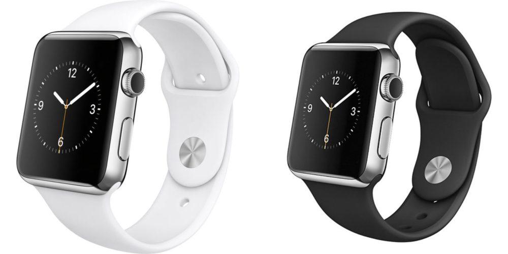 best buy apple watch sale Apple Watch Série 3 : une sortie possible cet automne