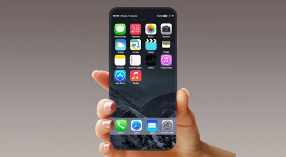 concept iphone 7 ios 10 Apple achète son propre équipement pour fabriquer des écrans OLED