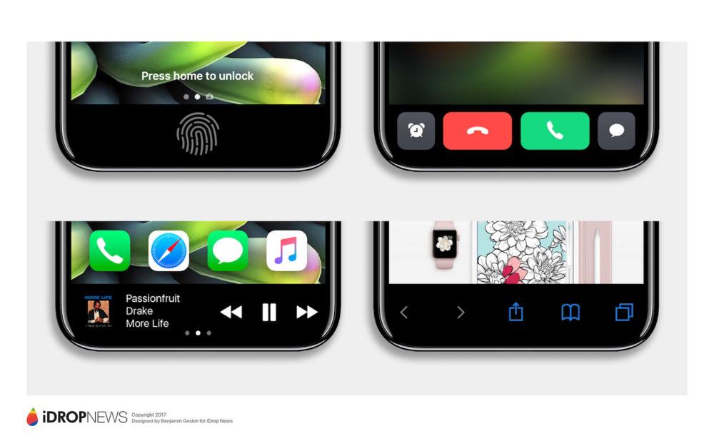 iPhone 8 Function Area 2 Délais de production pour les nouveaux iPhones