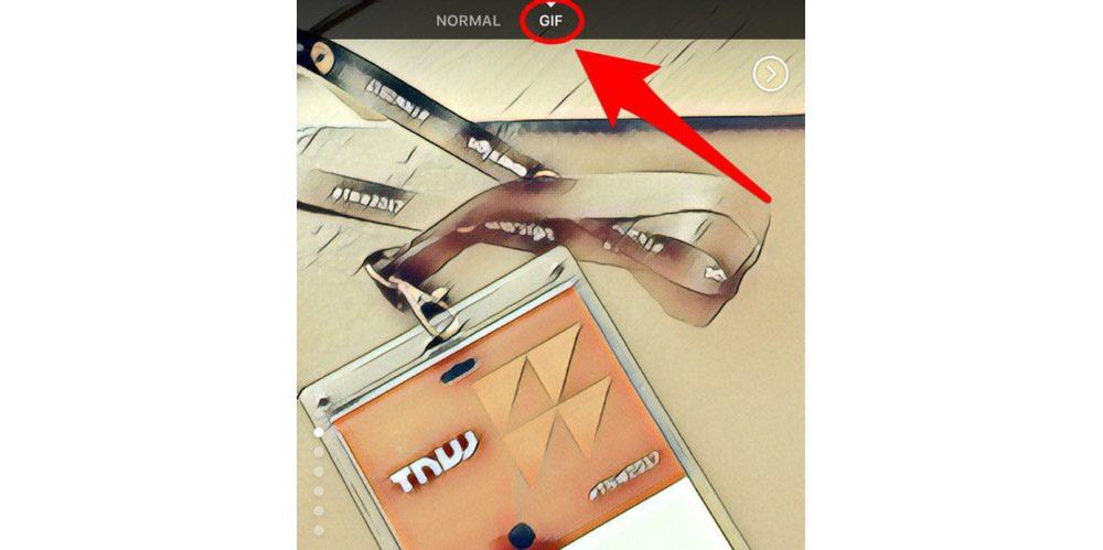 image uploaded from ios 1024 Facebook teste un créateur de GIF dans iOS