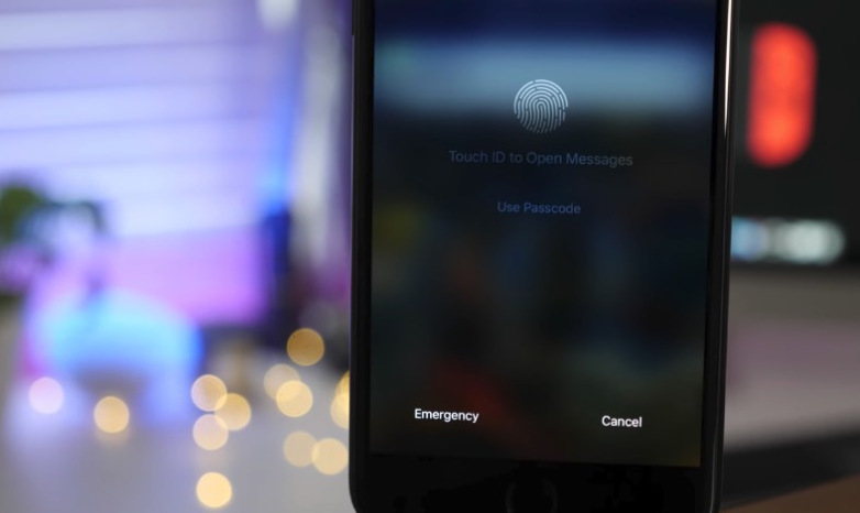 ios 11 beta 4 touch id screen unlock for apps iPhone X : Apple na jamais voulu garder le Touch ID