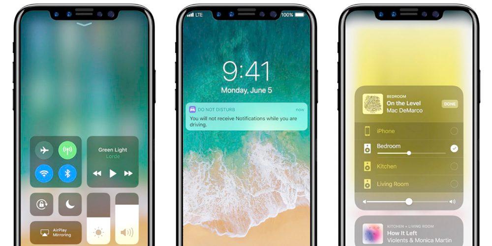 iphone 8 Un analyste assure que liPhone 8 sera bien disponible en Septembre