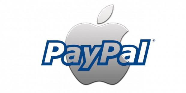 paypal apple App Store : faire ses achats avec son compte PayPal, cest possible