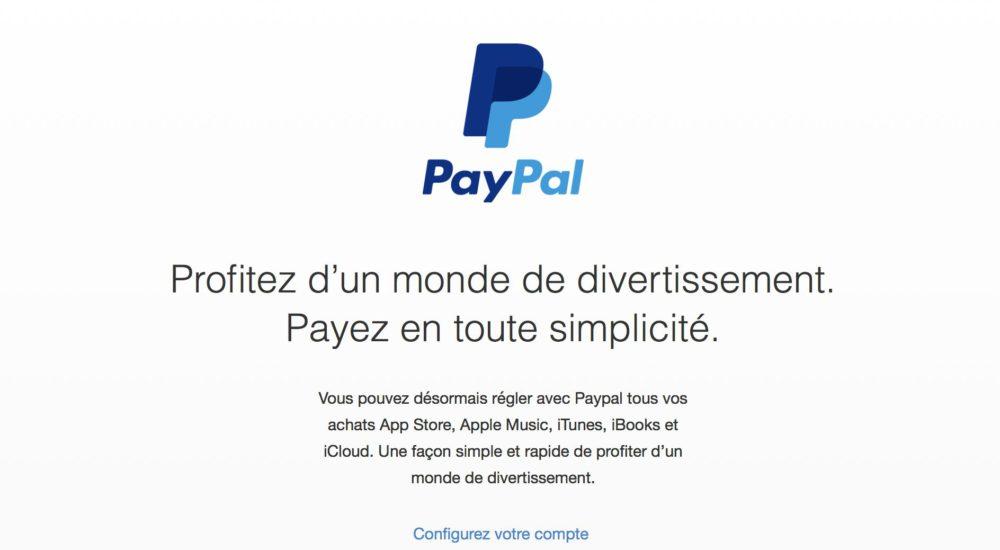paypal LApp Store, maintenant avec PayPal