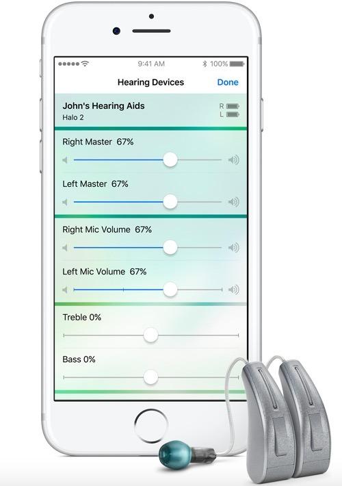 18913 18532 MFIhearingaids l Apple : nouvelle technologie de streaming audio pour ceux à implant cochléaire