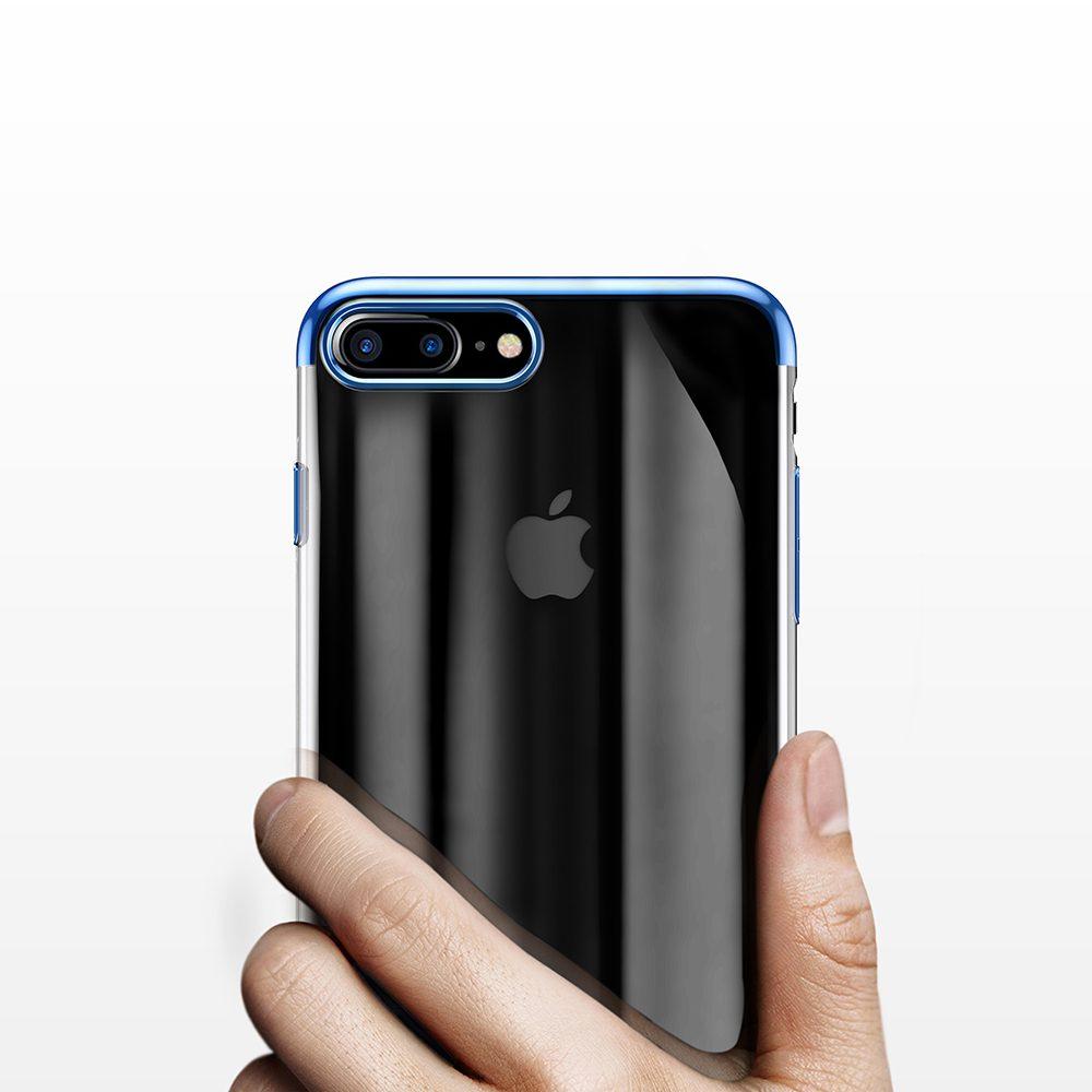 4 1 Coque iPhone 6, 7, Plus   360 MESH intégrale avec protection décran