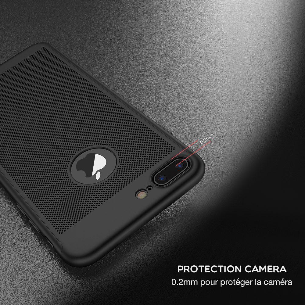 8 1000x1000 Coque iPhone 6, 7, Plus   360 MESH intégrale avec protection décran