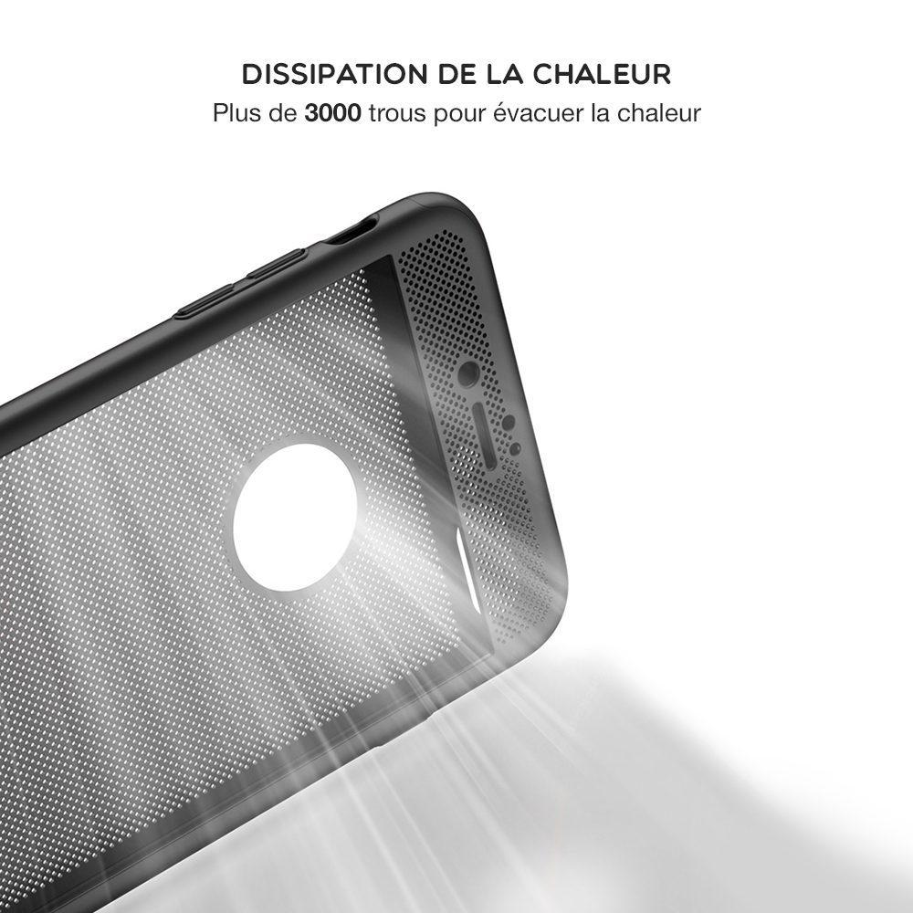 9 1000x1000 Coque iPhone 6, 7, Plus   360 MESH intégrale avec protection décran