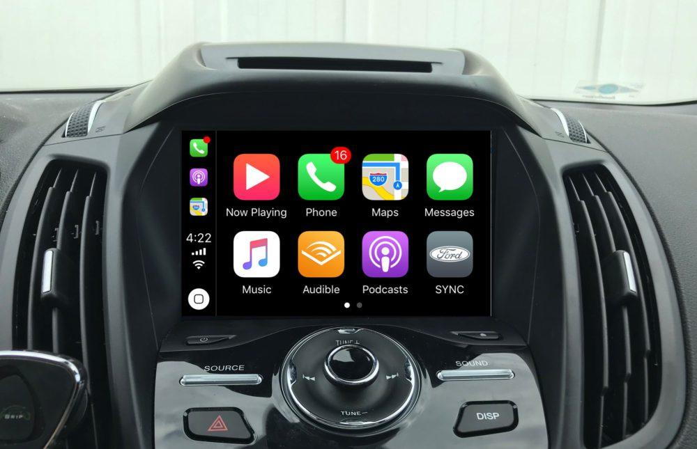 CarPlay iOS 11 notification badges screenshot 002 De grands projets en route concernant les systèmes autonomes dApple