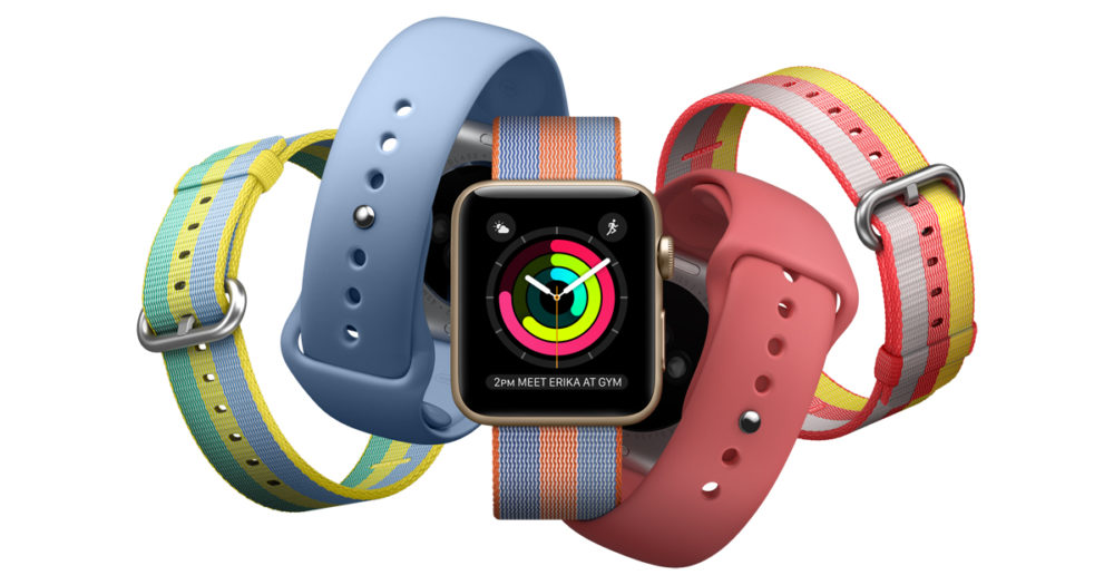 La prochaine Apple Watch changerait de tête et embarquerait la 4G