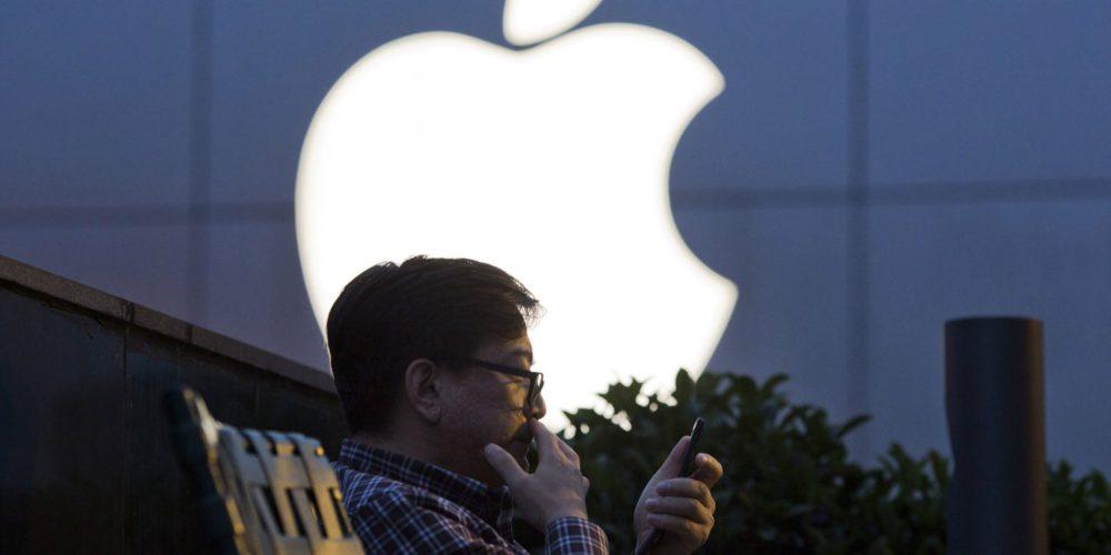 china Les développeurs chinois portent plainte contre Apple