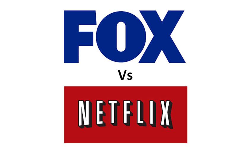 fox vs netflix Après Disney, au tour de la Fox de lâcher Netflix