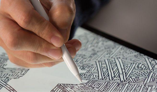 http media.melablog.it d def ipad pro apple pencil screen 800x471 Un Apple Pencil compatible avec liPhone en 2019 ?