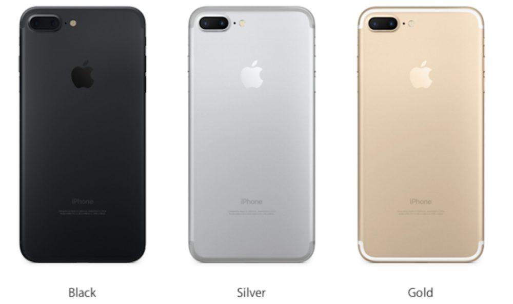Coloris Iphone
