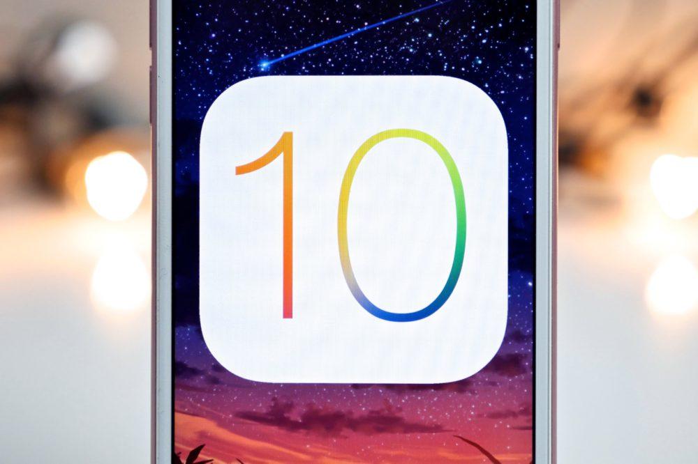 maxresdefault Apple signe de nouveau iOS 10, uniquement pour iPhone 6s