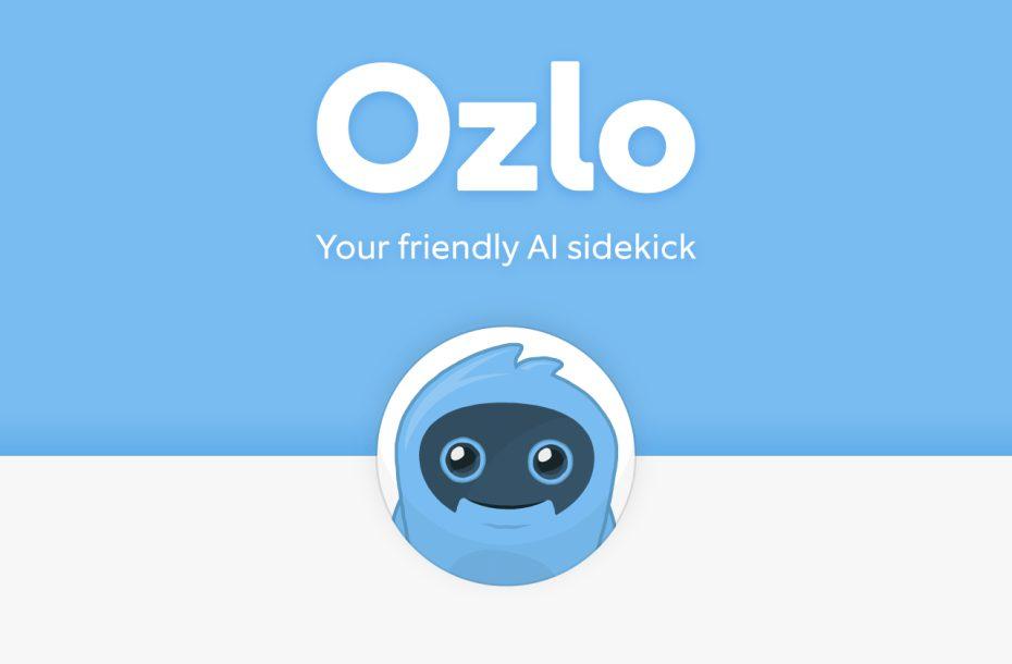 ozlo Facebook rachète Ozlo