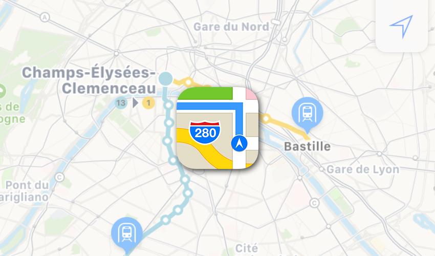 plans apple Apple recrute 70 spécialistes en cartographie pour améliorer Plans