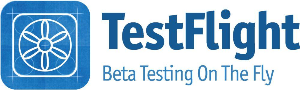 testflight logo11 Apple autorise les développeurs à tester leurs applications sur 10000 utilisateurs