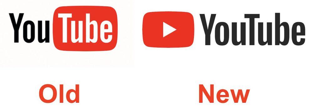 youtube logo Youtube dévoile son nouveau logo et nouvelles fonctionnalités
