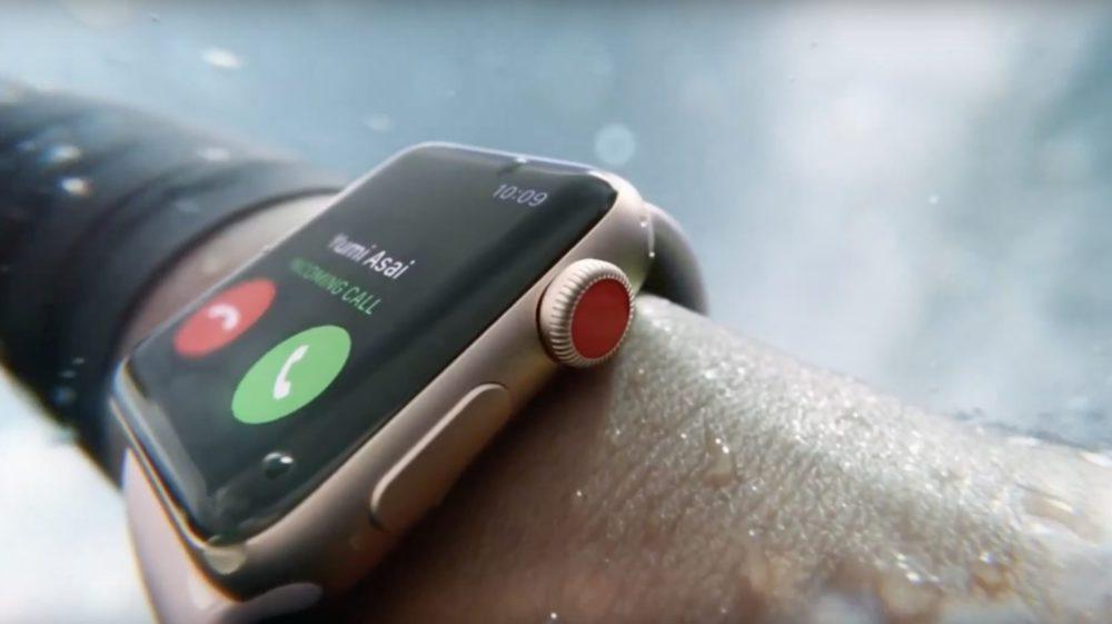 1 2 1000x561 Apple Watch Series 3 : caractéristiques, prix et date de sortie