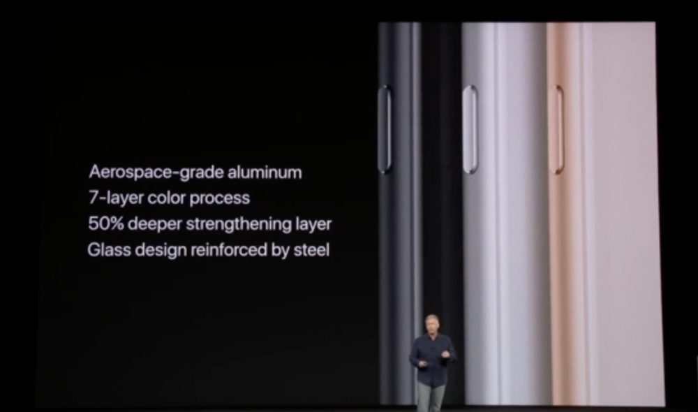 1 3 Bilan Keynote iPhone X/8 (Apple Watch Series 3, Apple TV 4K HDR, iPhone 8, iPhone 8 Plus, iPhone X)
