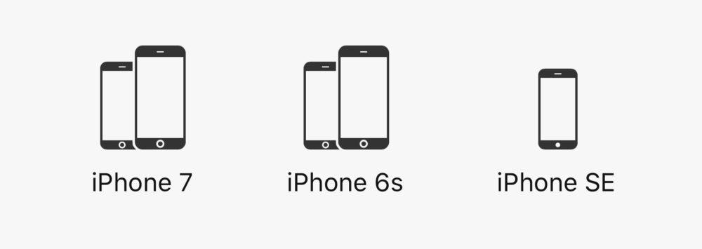 1 5 Apple baisse le prix de liPhone SE, 6S et 7