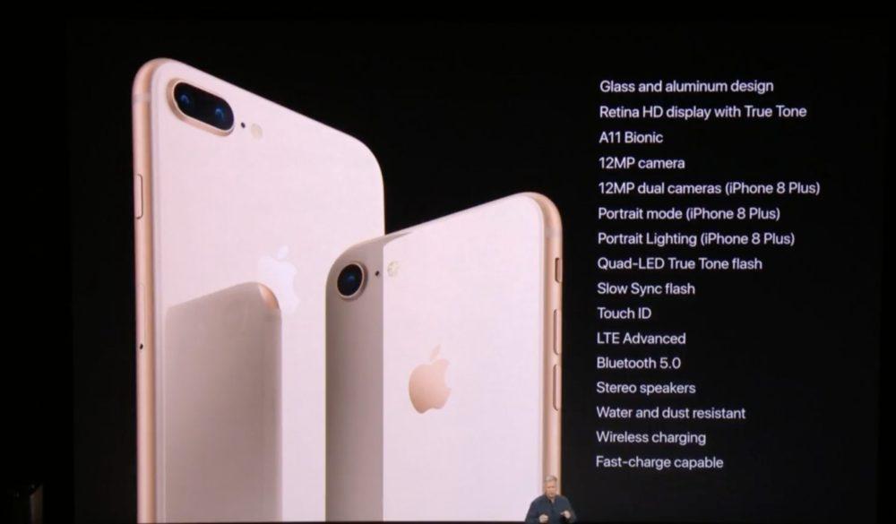 12 Bilan Keynote iPhone X/8 (Apple Watch Series 3, Apple TV 4K HDR, iPhone 8, iPhone 8 Plus, iPhone X)