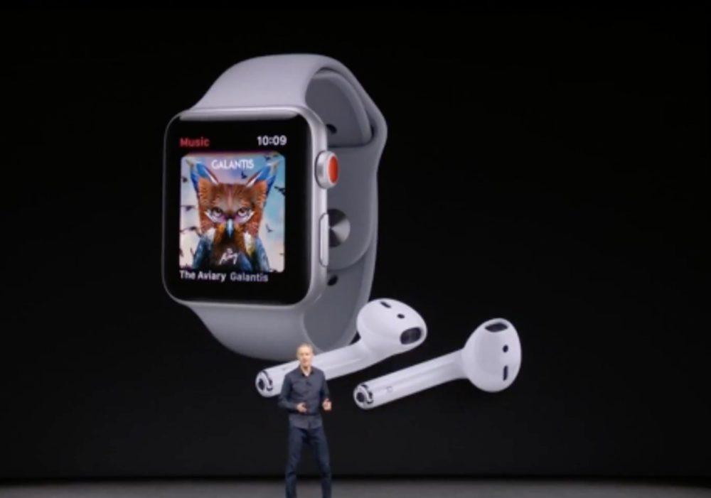 2 1 Bilan Keynote iPhone X/8 (Apple Watch Series 3, Apple TV 4K HDR, iPhone 8, iPhone 8 Plus, iPhone X)