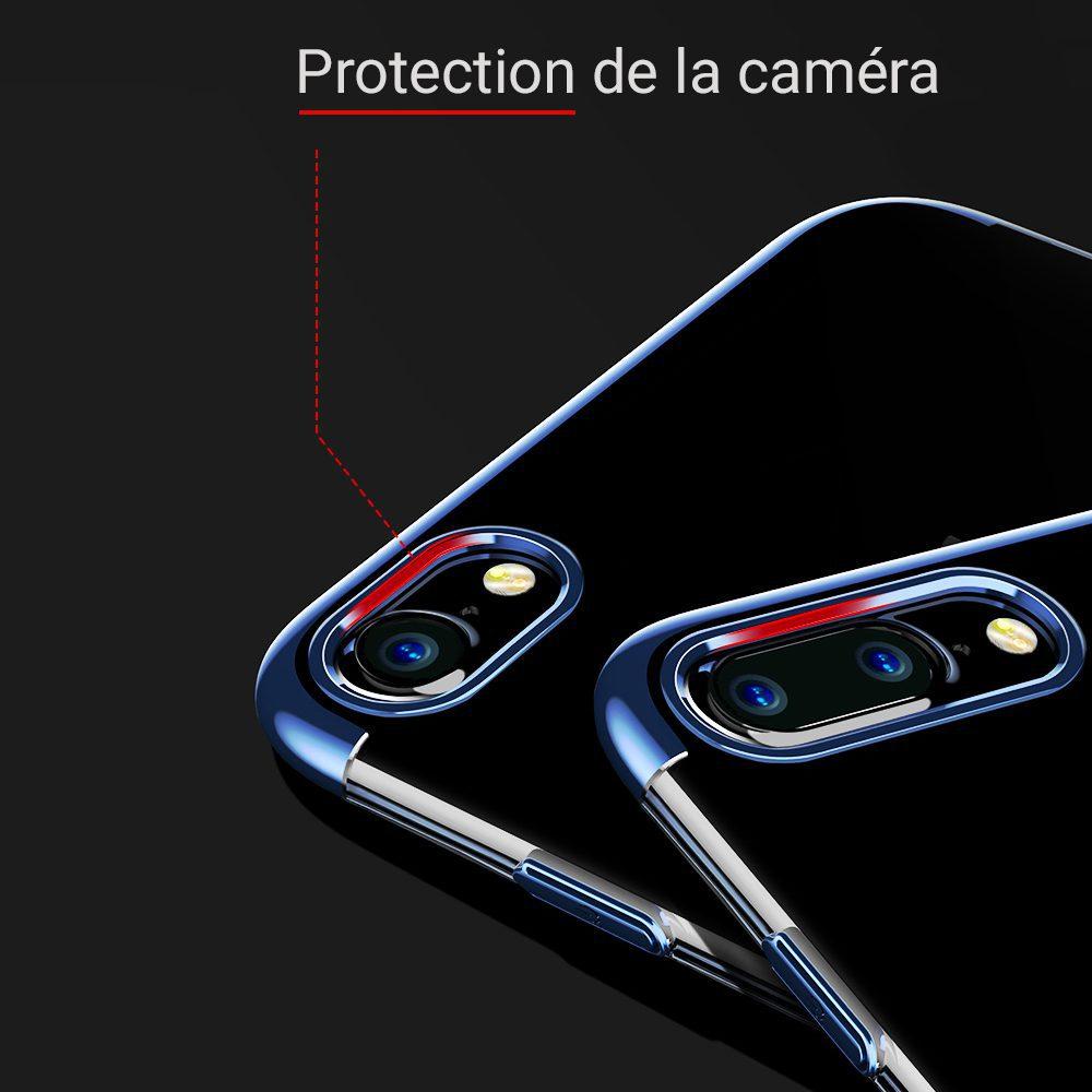 2 1000x1000 Coque JET B pour iPhone 7, 7 Plus   Fine et transparente