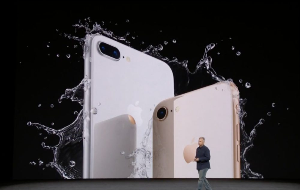 2 2 Bilan Keynote iPhone X/8 (Apple Watch Series 3, Apple TV 4K HDR, iPhone 8, iPhone 8 Plus, iPhone X)
