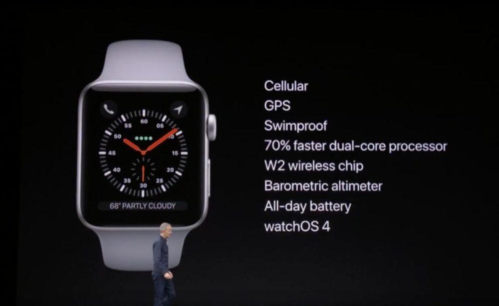4 1 Bilan Keynote iPhone X/8 (Apple Watch Series 3, Apple TV 4K HDR, iPhone 8, iPhone 8 Plus, iPhone X)