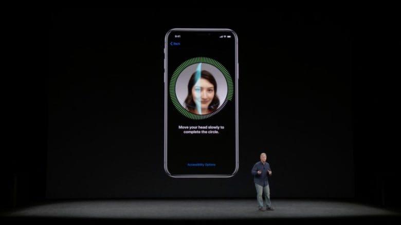 Le X pour les 10 ans — IPhone