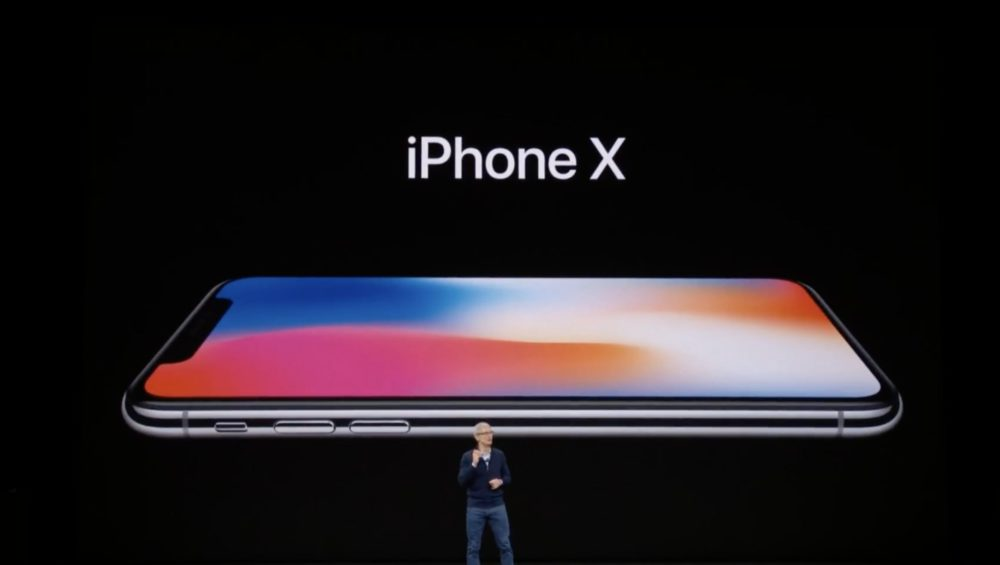 X Bilan Keynote iPhone X/8 (Apple Watch Series 3, Apple TV 4K HDR, iPhone 8, iPhone 8 Plus, iPhone X)