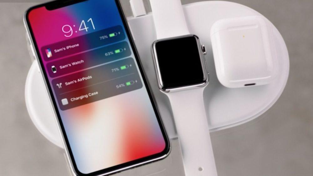 airpower what it is iphone x iphone 8 iPhone 8 : la vitesse de la recharge sans fil saméliorera avec les mises à jour diOS 11