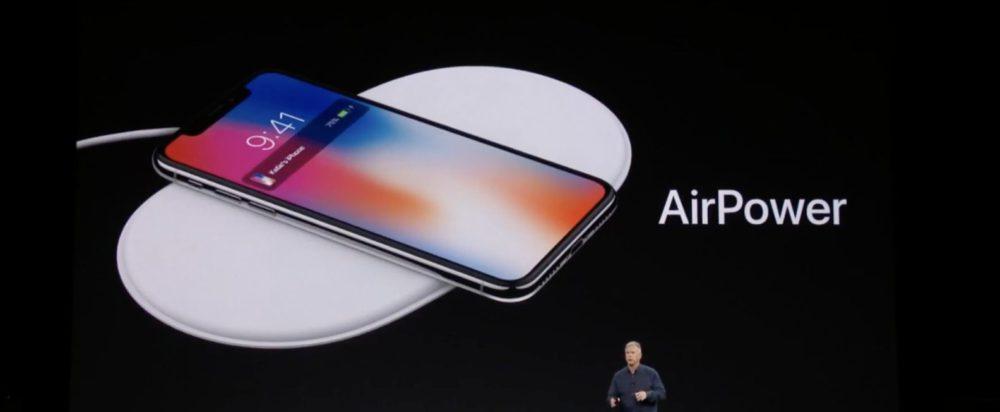 airpower Bilan Keynote iPhone X/8 (Apple Watch Series 3, Apple TV 4K HDR, iPhone 8, iPhone 8 Plus, iPhone X)