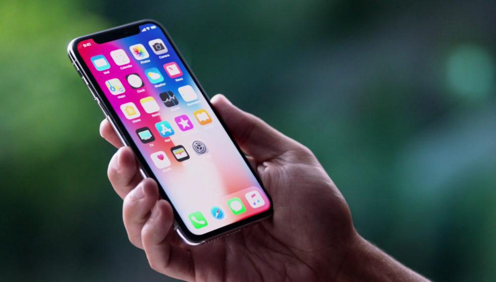 apple iphone x 1000x568 iPhone X : comment réaliser une capture d'écran et éteindre lappareil
