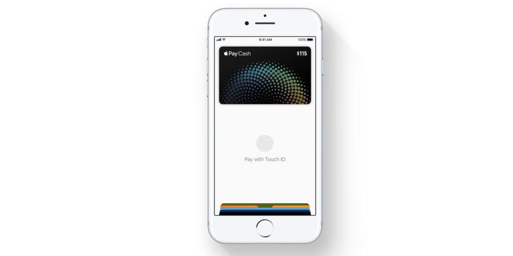 apple pay cash Apple Pay Cash arrivera fin octobre