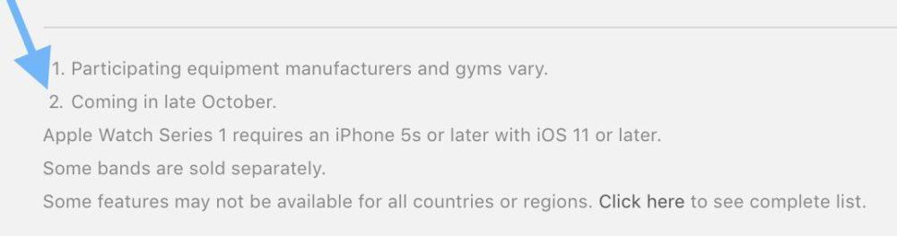apple watch series 1 notes apple pay cash1 Apple Pay Cash arrivera fin octobre