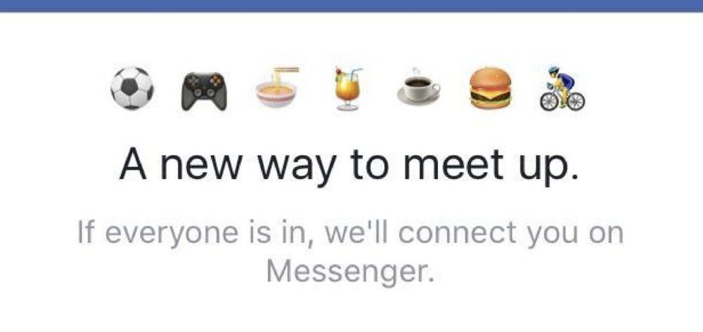 facebook rencontre Facebook est en train de tester un service Tinder like