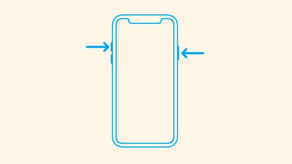 iPhone x Design 1000x563 iPhone X : comment réaliser une capture d'écran et éteindre lappareil