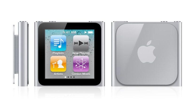iPod nano 6 LiPod nano de 6e génération est désormais obsolète