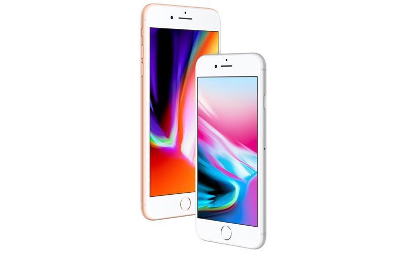 iphone 8 8 plus iPhone 8/8 Plus : caractéristiques, disponibilité et prix