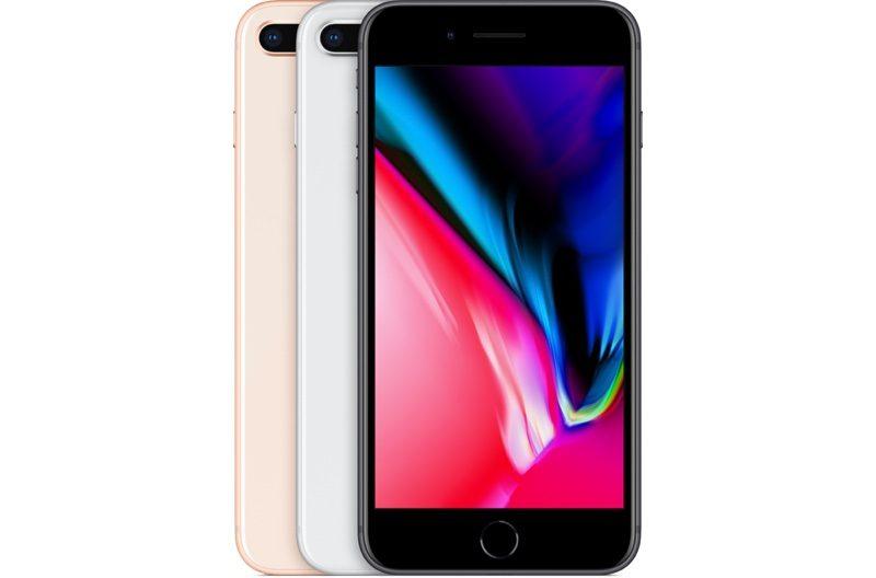iphone 8 apple Faire un redémarrage forcé sur un iPhone 8 ou un iPhone 8 Plus